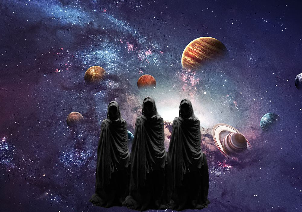 the ancient ones that walked the galaxy